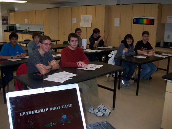 Lead Boot Camp 1